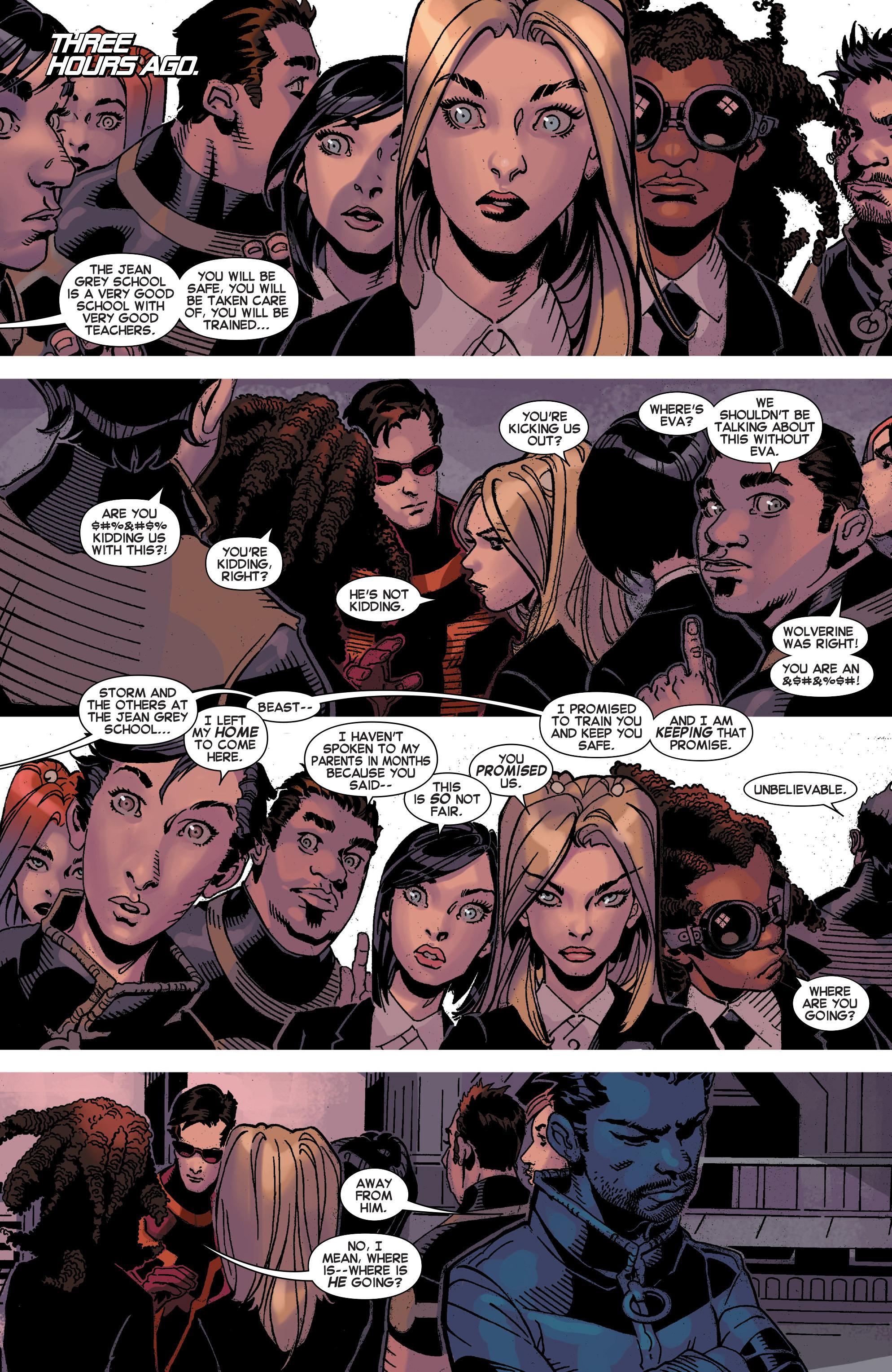 Read online Uncanny X-Men (2013) comic -  Issue #32 - 5