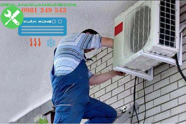 Tháo Lắp Điều Hòa Tại Hà Nội. LH 0981 249 543