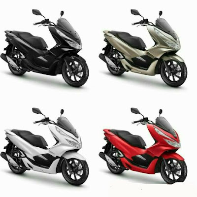 Pilihan Warna All New PCX