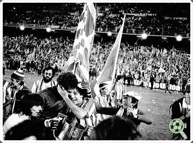 Athletic Bilbao Champions Spain