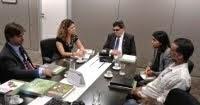 Reunião na SDH discute futuro da audiodescrição no Brasil