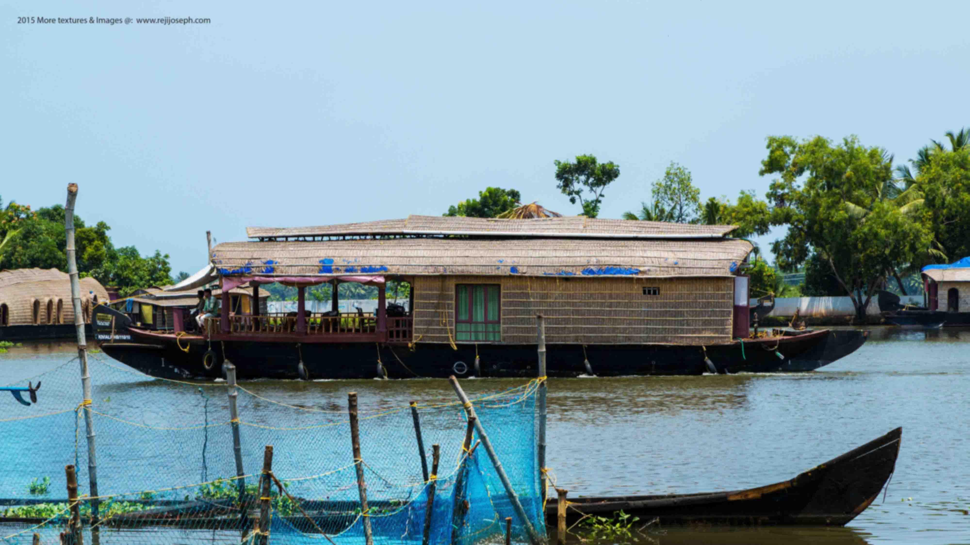 House boat Kerala 00001