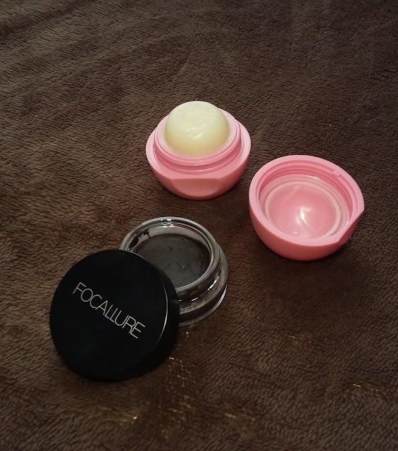 lip balm aliexpress, lip balm eos, pasta para corrigir sobrancelhas, produtinhos bbb, aliexpress, comprinhas aliexpress
