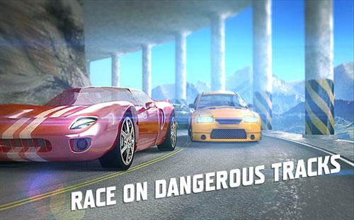 لعبة سيارات سباق CSR Racing للاجهزة اللوحية الحديثة الموبيل والتابلت