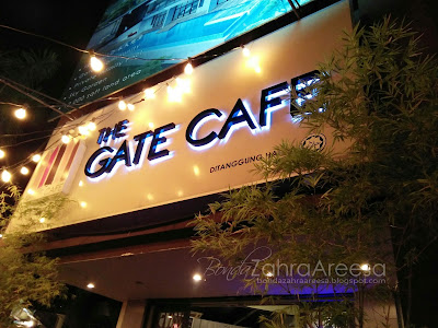 The Gate Cafe Taiping, western terbaik taiping