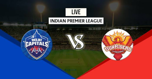 VIVO IPL 2019 Match 30 SRH vs DC Live Score and Full Scorecard