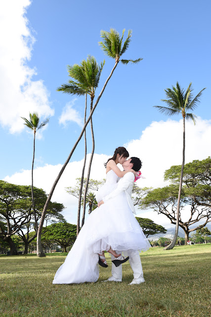 Romantic Hawaiian Holiday