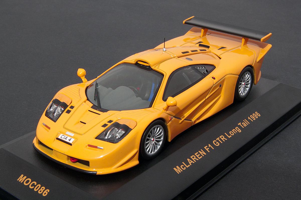 2012 BMW 750Li >> Carmodels 1/43: McLaren F1 GTR