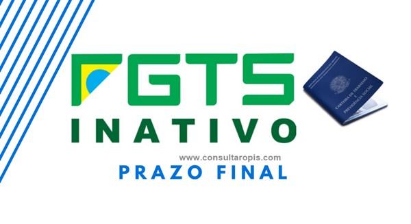 Saques Contas Inativas do FGTS termina no fim de julho