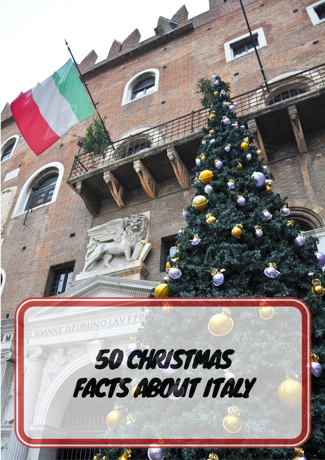 50 Christmas Facts About Italy - Second Part