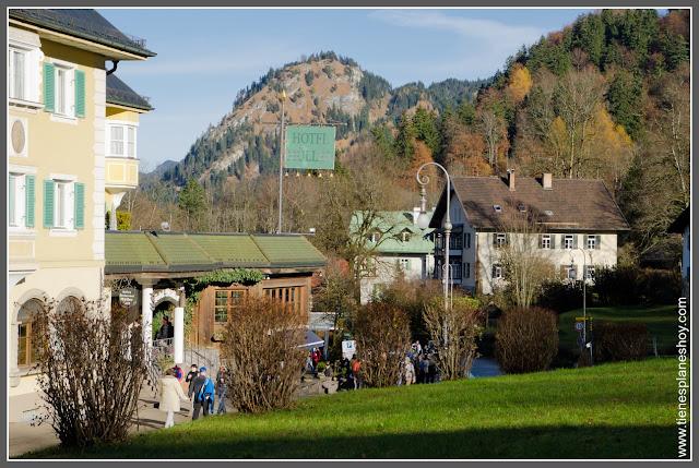 Zona Castillos Baviera (Alemania)