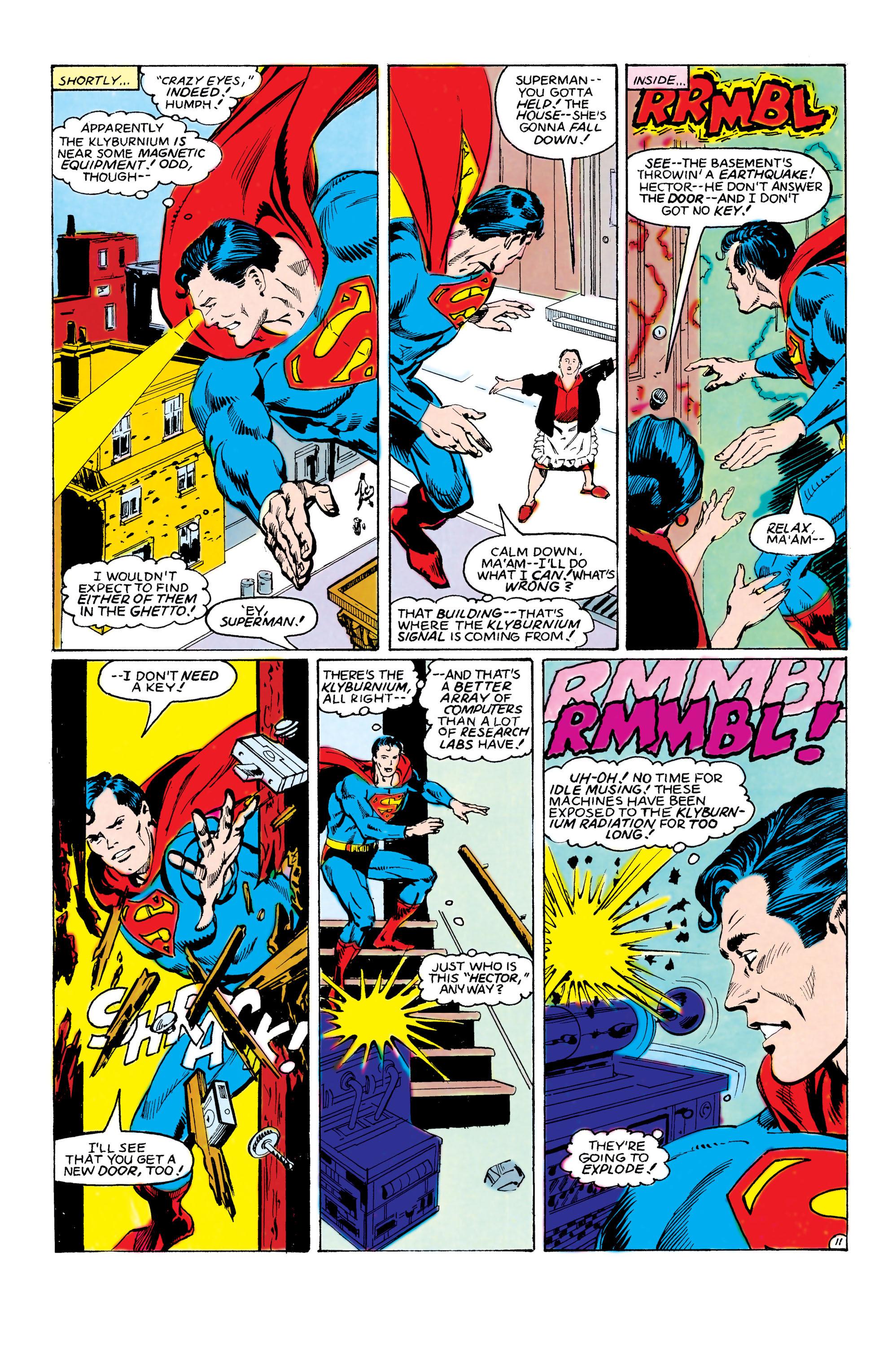 Read online World's Finest Comics comic -  Issue #308 - 12
