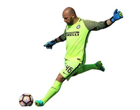 Seconda Maglia Inter Milan TOMMASO BERNI