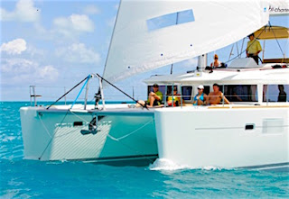 Katlo Catamaran Virgin Islands Vacation