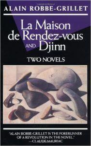 DJINN: Một Lỗ Màu Đỏ Giữa Những Viên Đá Lát Bị Tháo Gỡ - Alain Robbe-Grillet