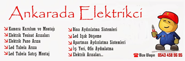 Ankarada Elektrikci