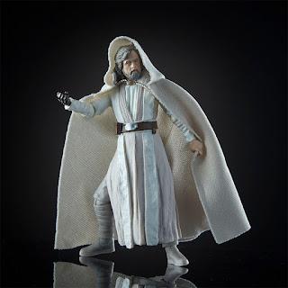 Last Jedi Box Set (Elite Praetorian Guard, Resistance Tech Rose, Luke Skywalker, Stormtrooper Executioner)