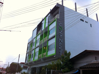 The Cozy Nest Boutique Rooms in Phayao