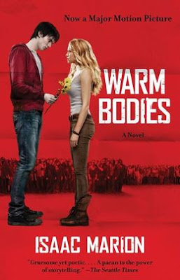 Warm Bodies by Isaac Marion - book cover