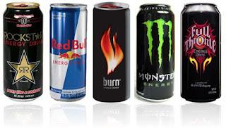 BAHAYA Minuman Ber-energi Bila Dikonsumsi Tiap Hari