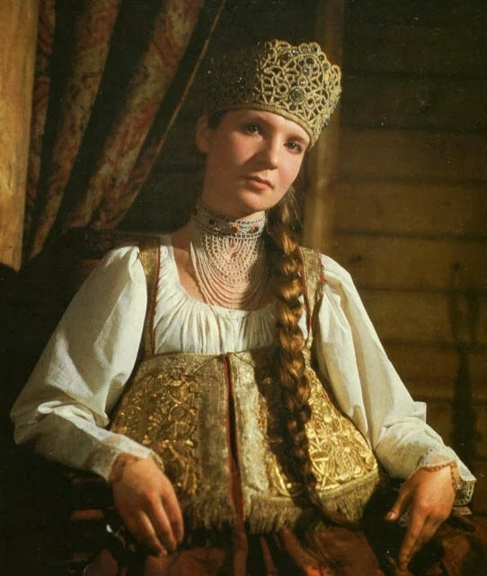 Bride from North Russia