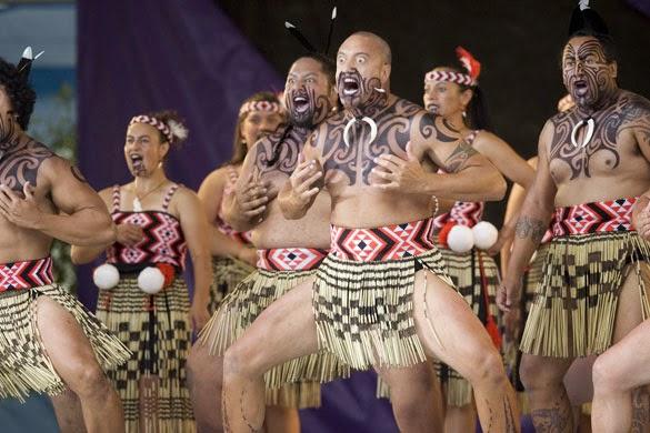 Maori Dance: The Haka: Ancient Maori War Dance; Modern Sports Anomaly