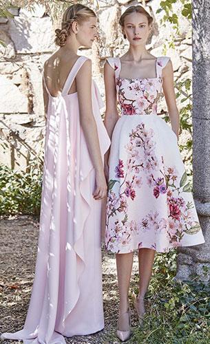 colección Heaven primavera verano 2017 de Dolores Promesas para invitadas