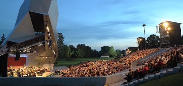 The Wolkenturm - Grafenegg Festival