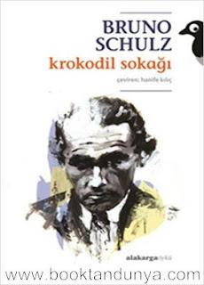 Bruno Schulz - Krokodil Sokağı