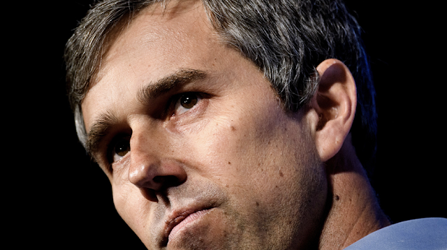'Beto' O'Rourke to Farmers: Give 'Fair Share' of Crops for Climate Change
