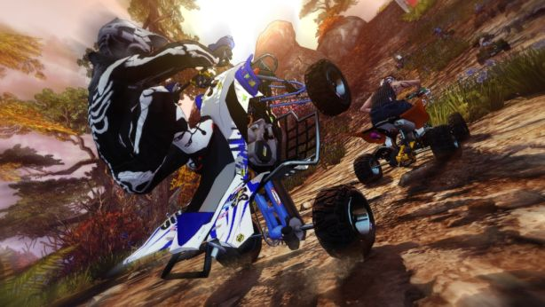 Mad Riders (2012) Full Version PC Game Cracked