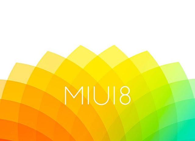 MIUI 8 Custom ROM
