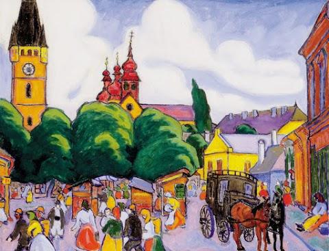 Zsolnay-aukció és Nagybánya-Párizs kiállítás Budapesten