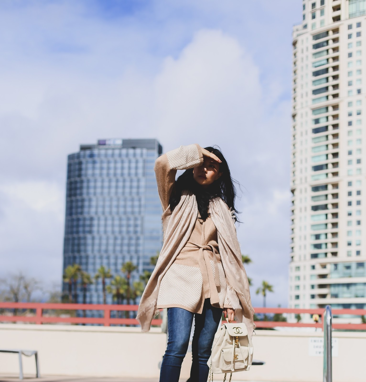 Jenny Wu top LA fashion blogger
