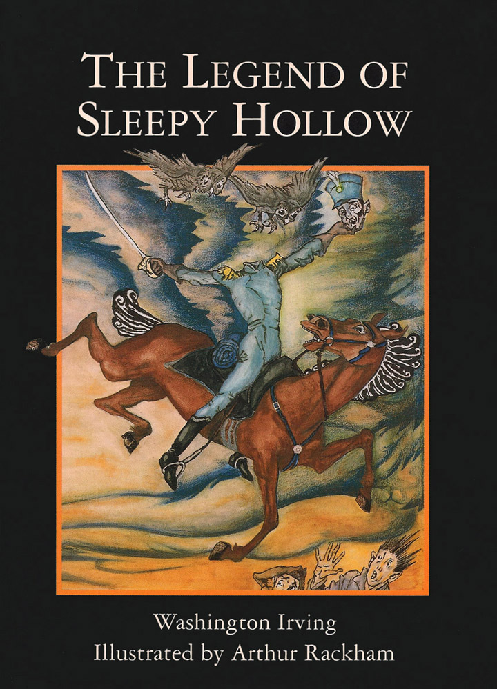 theme of the legend of sleepy hollow