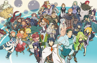 Log Horizon Season 2 BD • Subtitle Indonesia