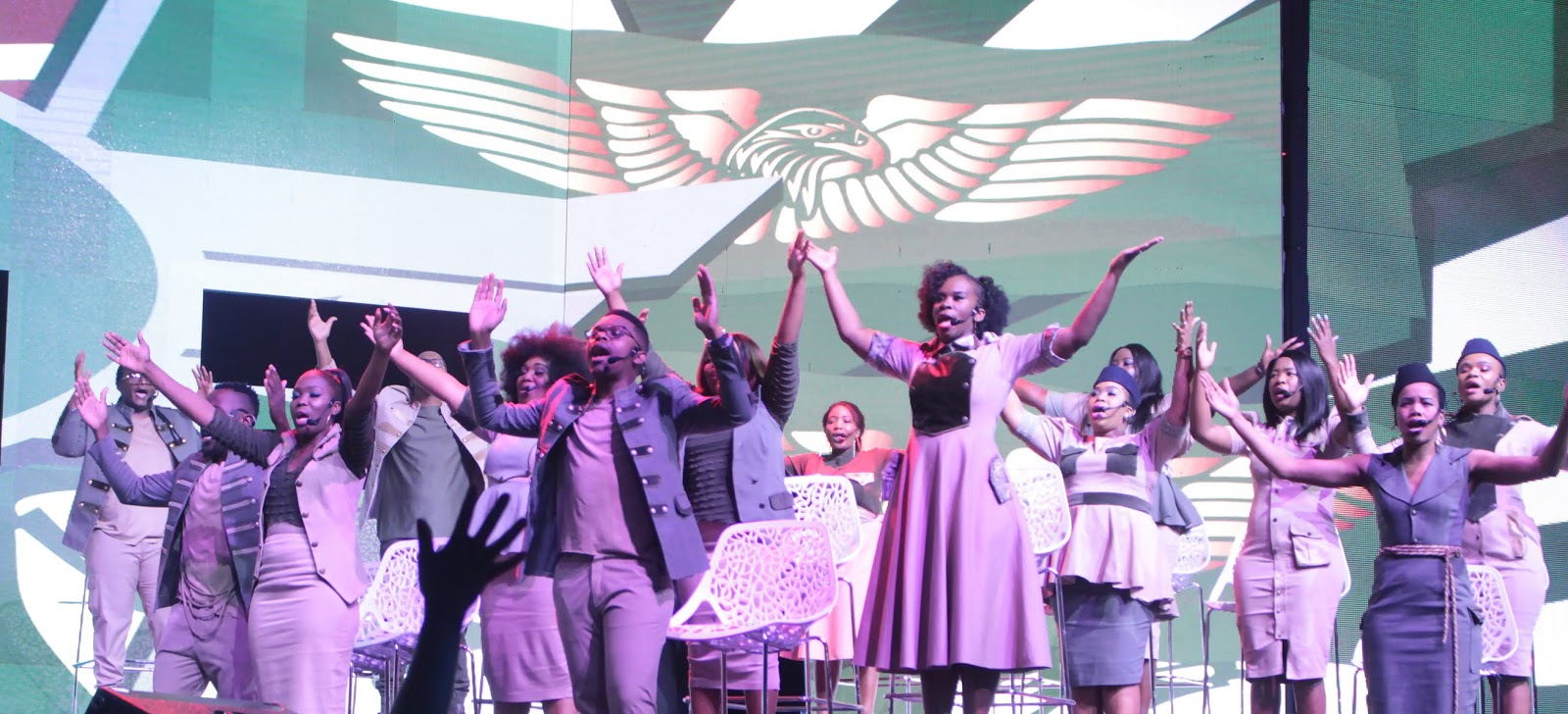 Joyous Celebration ends their tour on a high note in Pretoria | Life