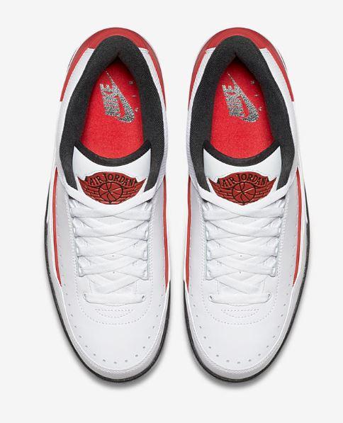 low priced 3a22d 98db3 THE SNEAKER ADDICT: Air Jordan 2 Low Sneaker (Detailed Look ...