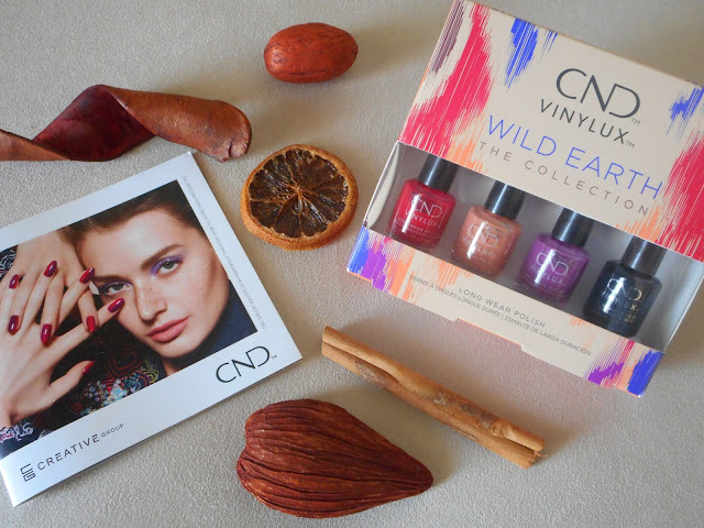 CND Wild Earth Collection