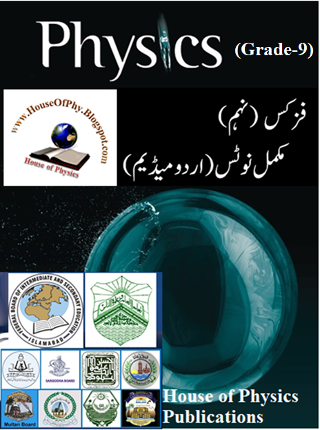 9th Class Physics Notes (URDU MEDIUM), Solved Question