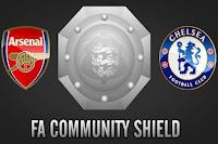 Prediksi Skor Bola Arsenal vs Chelsea 6 Agustus 2017