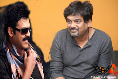 Victory Venkatesh's Next With Puri Jagannadh?