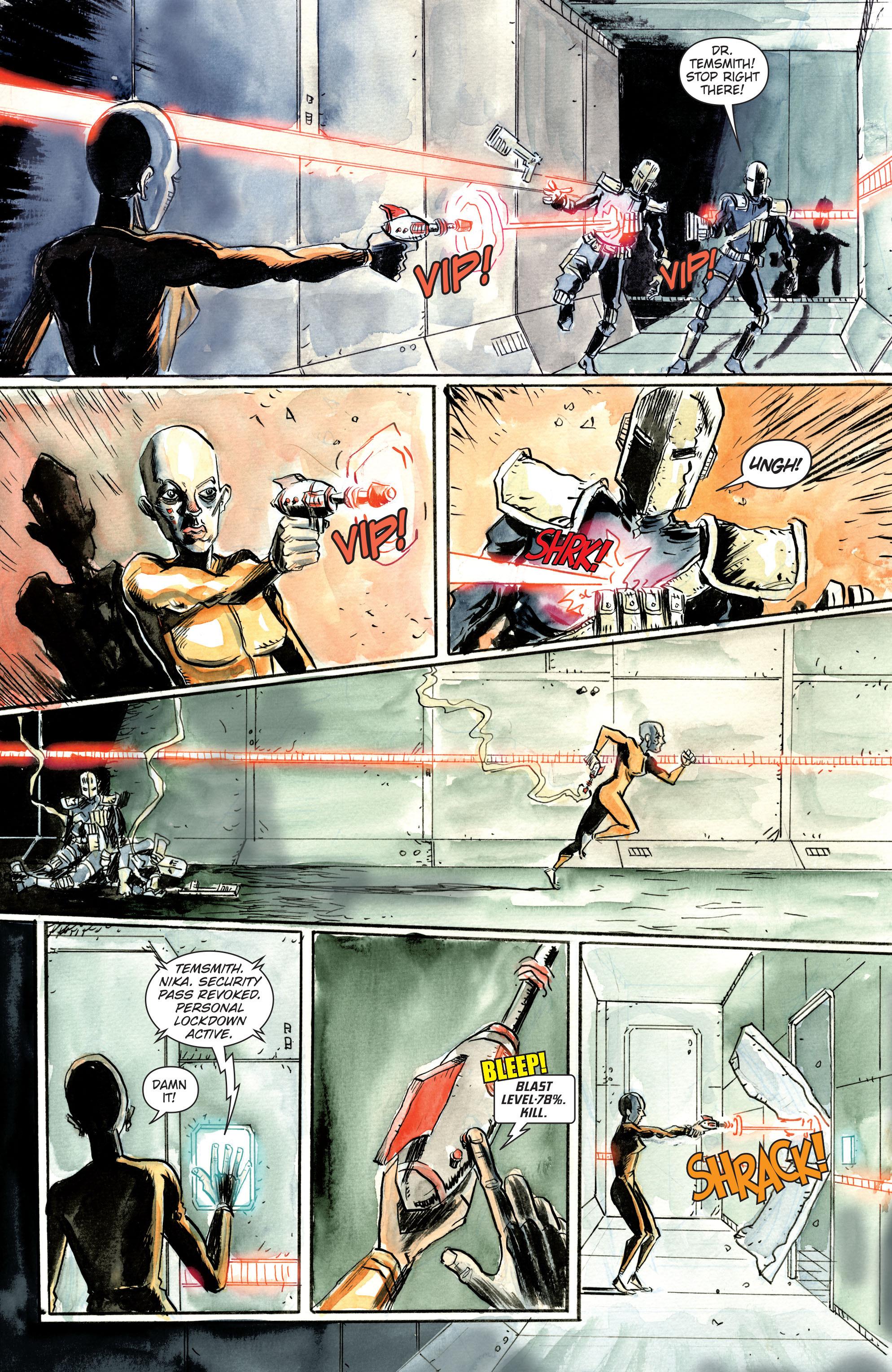 Read online Trillium comic -  Issue # TPB - 65