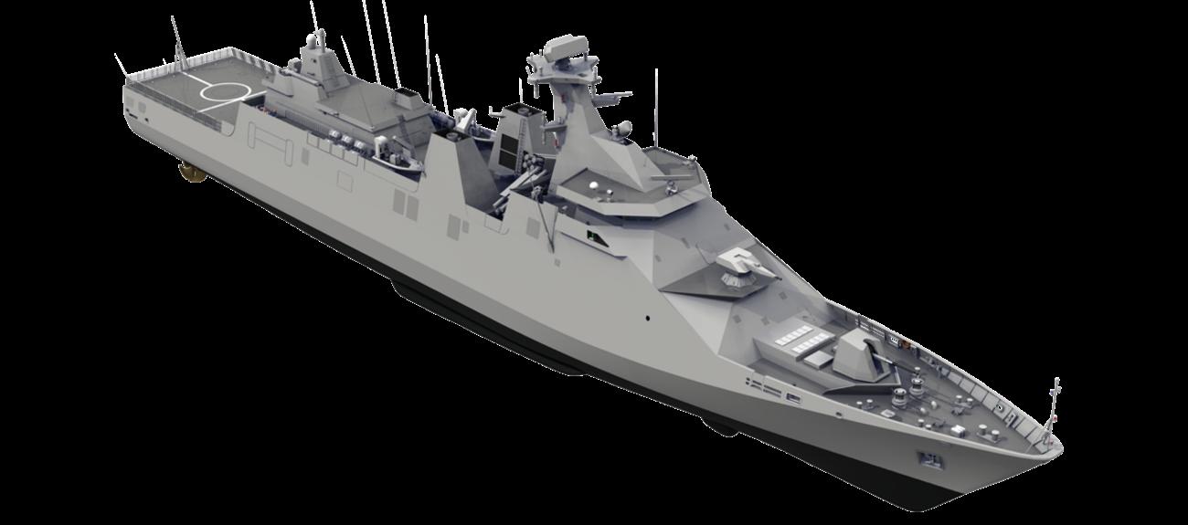 Garuda Militer PT PAL Menyongsong Kebangkitan Maritim