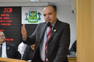 Vereador de Osasco Ricardo Silva