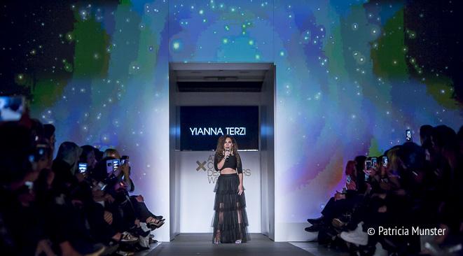 Yianna Terzi Starwalk AXDW