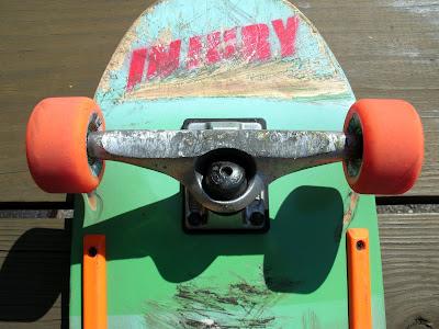 Jeff's Skateboard Page: Frankentrucks