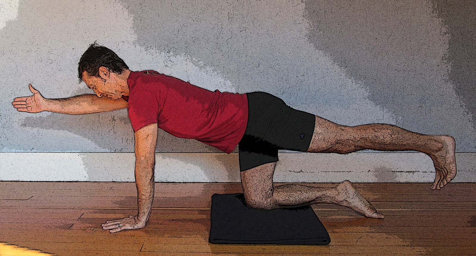 featured pose hunting dog yoga for healthy aging