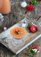 Gazpacho Andaluz {receta de mi madre}