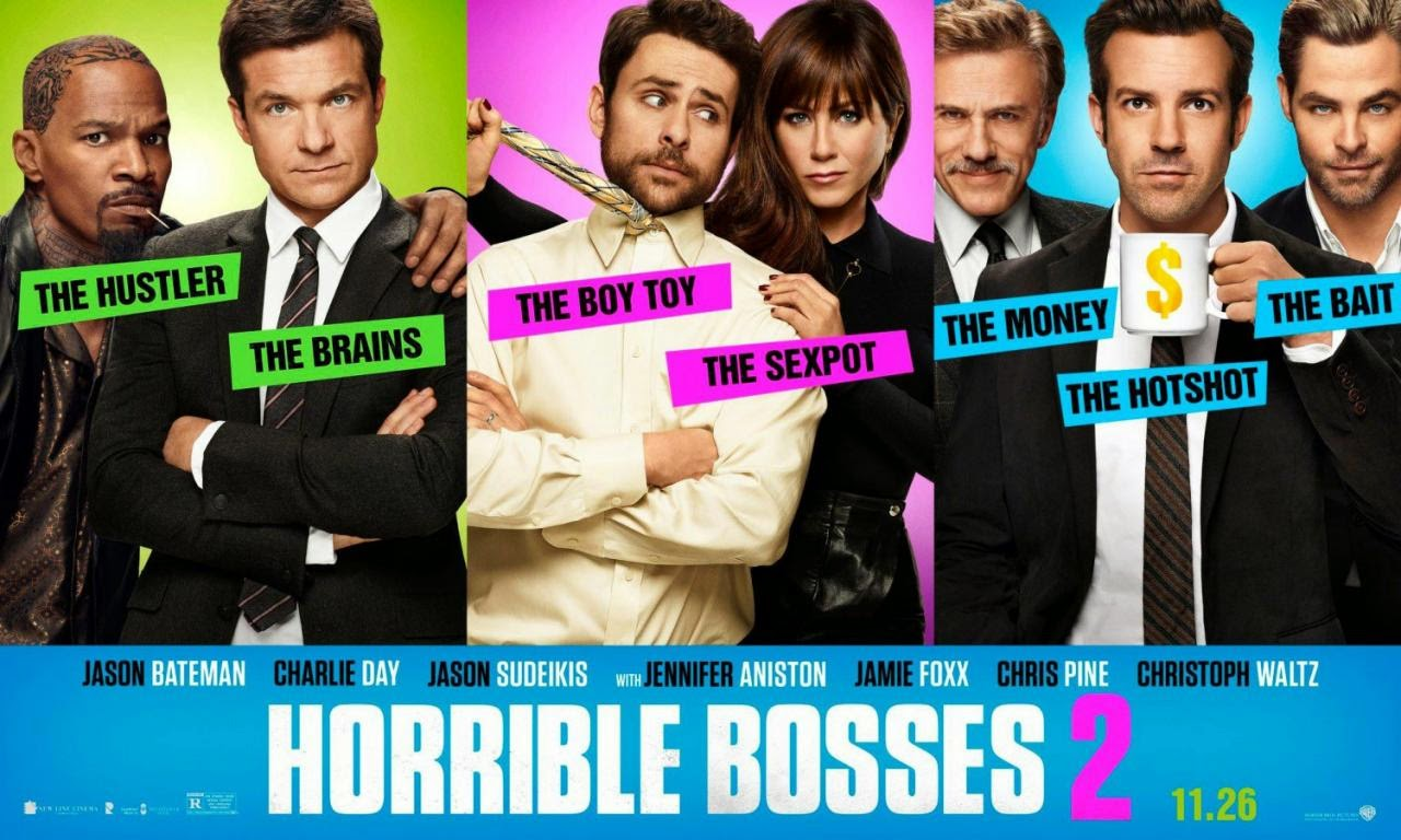 Horrible Bosses 2 / Αφεντικά για Σκότωμα 2 (2014) HDRip ταινιες online seires xrysoi greek subs